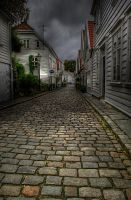 The old part of town by mo2g