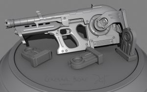 Cerebral Bore reinvented WIP1 by The-5