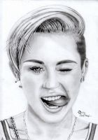 Miley-Cyrus by byMichaelX