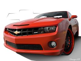 chevrolet Camaro SS by thedesign05