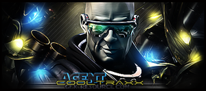 Agent by cooltraxx