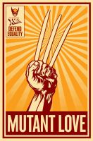 Mutant Love Wolverine by PopulationOneGraphix