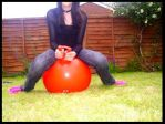 Space Hopper V.2 by Helen--127