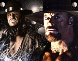 The Undertaker Wallpaper by Marco8ynwa