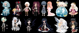 Adoptables~CLOSED by ThisisADOPTABLES