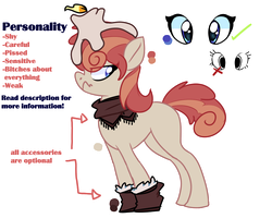 Pony OC thing by iyd
