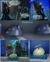 Across Galaxies page 4 by SPAC3D3AD