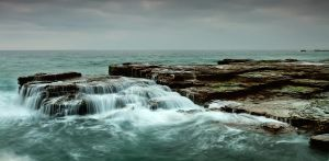 Ocean Tiers by MarkLucey