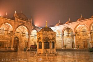 Constantinople Mosque 2 by etsap