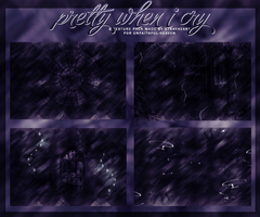 pretty when i cry - texture pack by sasha9892