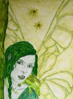 Woodland Fairy by Tricia-Danby