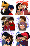 Valentines Day Requests by DCDr34m3r