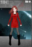 Candy in TOS Uniform by suburbantimewaster
