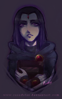 Raven by Casadriss