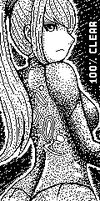 Miiverse Art - Zero Suit Samus by SuperEriX
