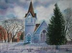 Little Church of the Cross by judylee