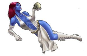 Mystique by blackcat906
