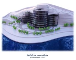 Model of Hotel by schWARzz