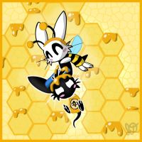 Honey Bunny by Electric-Mongoose
