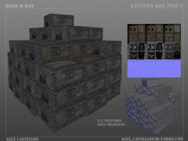 Dino D Day: Lantern Box 2 by Daowg