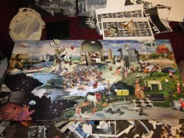 4X2 ft collage in progress 3 by PancreasSupervisor