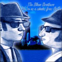 the blues brothers by DrGengar