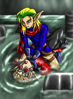 Jak - Strangle by nashidesei