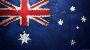 Australia -Mgn Flag Collection 2013 by GaryckArntzen