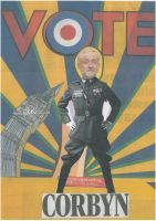 VOTE FOR CORBYN by yabanji