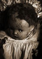 Creepy Doll by BlackHive