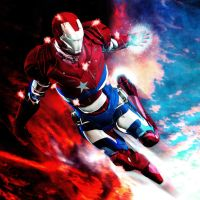 The Iron Patriot by 6and6