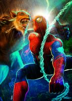 WATCH IT SPIDEY - JAMESON IS COMING by isikol