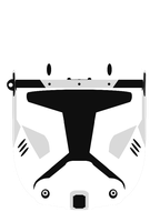 Clone Commando Helmet by PD-Black-Dragon