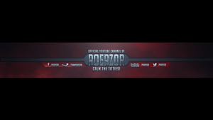 Poepz0r Youtube Banner by Endorframe