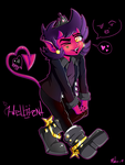 Cute little Hellbent by Sniper-Huntress