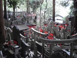 Another Japanese Graveyard by Ender1323