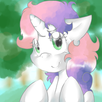 Sweetie Belle by Zuckey