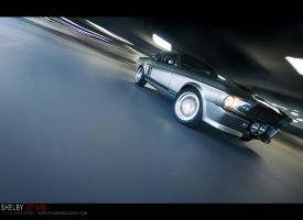 Teaser - Shelby GT500 ELEANOR by dejz0r