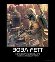 Boba Fett Poster by shadownickmcnick