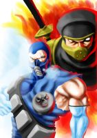 Mortal kombat Deadly alliance by DarkSamurai-7