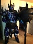League of Lengends - Mordekaiser - Master of Metal by Pennstate67