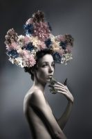 Lost in the Flowers by MistressOfDeceit
