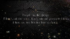 People Are Like Sheep by Qulli2