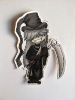 The Undertaker by OneHell-ofaButler