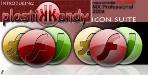 plastikkandy Flash Icon Suite by pacman121