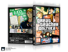 Great Teacher Onizuka, Vol. 1 by MA95