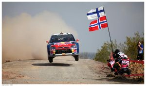 Dani Sordo - WRC Turkey by justuur
