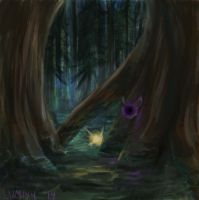 Did Someone Say Majora's Mask by LUMIY4