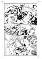 Uncanny X-men sample page 1 by Ed-Hunter