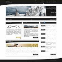 Portfolio_X2, Web by Real-ArtZ